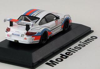 43 Minichamps Porsche 911 (997) GT3 #7 IMSA GT3 Cup 2008 Ltd.912 pcs