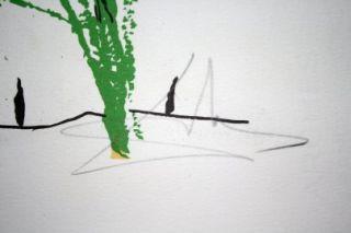Salvador Dali  LITHOGRAFIE , handsigniert + nummeriert 17/250