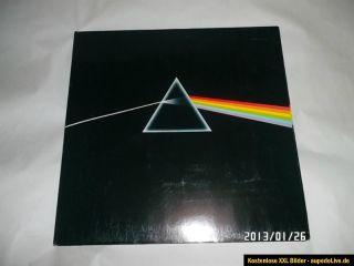 Pink Floyd THE DARK SIDE OF THE MOON   LP vinyl + poster & postcards