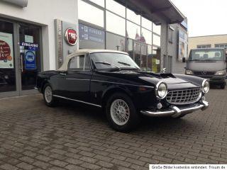 FIAT 1500 CABRIO ,SPIDER ,PININFARINA1967,OLDTIMER ,TÜV H ZULASSUNG