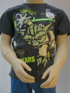 STAR WARS Clone Wars T Shirt neue Kollektion 2012 Gr.104 140