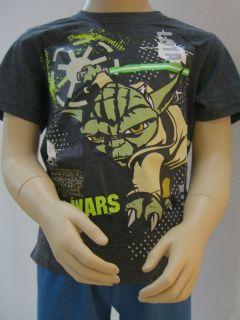 STAR WARS Clone Wars T Shirt neue Kollektion 2012 Gr.104 140