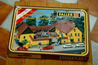 Faller 995 Wiener Heuriger Sondermodell 1995 Österreich H0