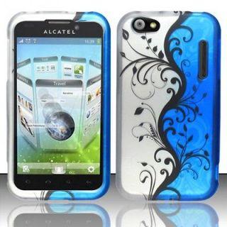 Hard Cover Case For Alcatel One Touch OT 995 Ultra OT995 Accessory