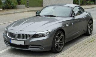 BMW E89 Z4 ab2009 KÜHLERGRILL NIEREN MATT SCHWARZ BLACK KÜHLERGRILL