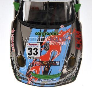 MINICHAMPS * PORSCHE 911 ( 997 ) GT3 CUP S * OVP * 143 * WINNER ASIAN