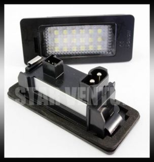 BMW LED Kennzeichenbeleuchtung E39 E46 E60 E70 E90 E93