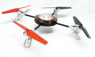 30cm 4 Kanal 2,4GHZ V998 Drohne / Quadrocopter / UFO / Hubschrauber