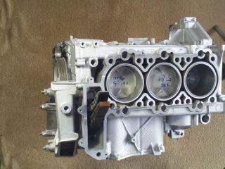 Porsche Motor Block 996 Stahl Zylinder modifiz Z Welle 36 Mon Garantie