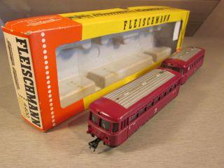 Fleischmann 4400 Schienenbus BR 798 / 998 H0