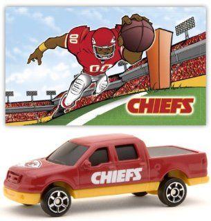 Kansas City Chiefs 2007 Upper Deck Collectibles NFL Ford F