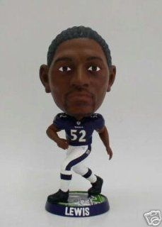 Ray Lewis Bobblehead Baltimore Ravens Big Head 2007