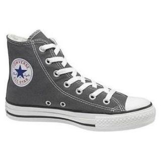 Converse Chuck Taylor All Star Shoes (1J793) Hi Top in Charcoal Shoes