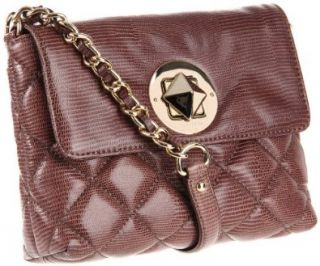 Spade Liberty Street Juliana Mini Shoulder Bag,Brown,one size Shoes