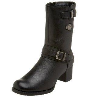 Harley Davidson Womens Serita 9 Boot Shoes