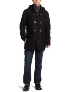 Marc New York By Andrew Marc Mens Phillip 34 Inch Wool