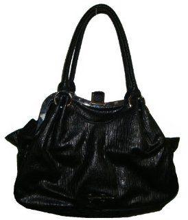 Womens Jessica Simpson Couture Handbag (Black) Shoes