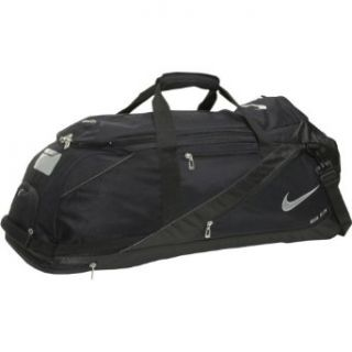 Nike Fuse Roller Wheeled Locker Bag with Dugout Organizer