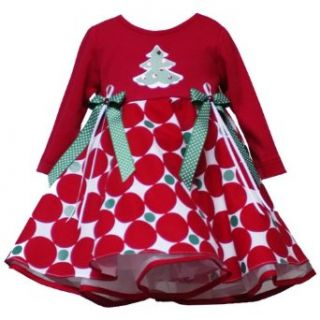 Rare Editions Baby/Infant Girls 3M 24M RED GREEN SEQUIN X