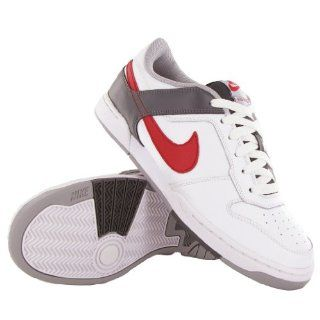 com Nike Renzo 2 White Red Leather Mens Trainers Size 10.5 US Shoes