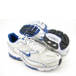 ZOOM ELITE+ 4 RUNNING SHOES 10.5 (WHITE/OLD ROYAL/MET SILVER) Shoes
