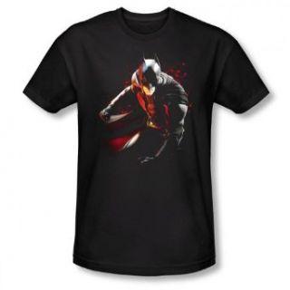 Batman The Dark Knight Rises T Shirt   Ready To Punch Tee