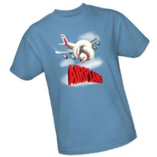 Movie Logo    Airplane Adult T Shirt Clothing