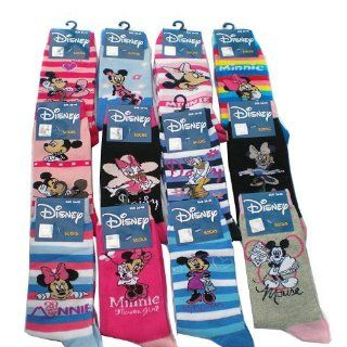 12 pairs disney micky socks.Mixed designs Shoes