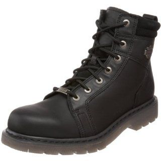 Harley Davidson Mens Thomas Riding Boot,Black,12 M US Shoes