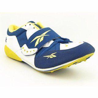 Reebok Pro Javelin 99 Mens Size 15 Blue Baseball Cleats Shoes Shoes