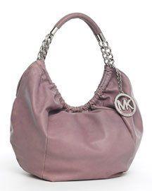 MICHAEL Michael Kors Erin Large Shoulder Bag, Wisteria