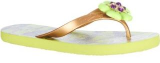 Miss Trish Rose Womens Casual Thong Sandals Shoes