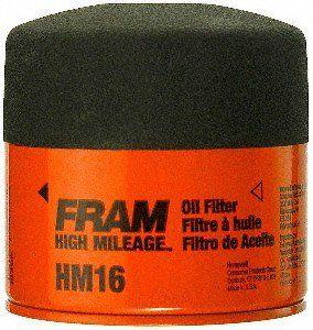 Fram HM16 High Mileage Oil Filter, Pack of 1    Automotive