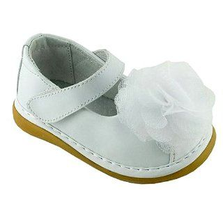 Flower Maryjane Shoe Baby Toddler Girl Size 3 12 Wee Squeak Shoes