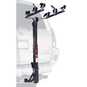 Allen Premium 3 Bike Hitch Mount Rack (1.25 or 2 Inch