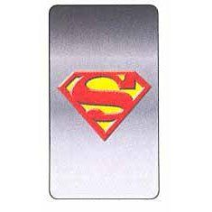 Superman Logo Money Clip: Clothing