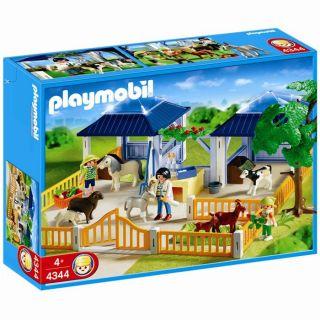 Playmobil Centre de soins animalier   Achat / Vente UNIVERS MINIATURE