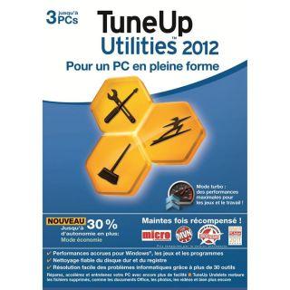 2012   Achat / Vente LOGICIEL BUREAUTIQUE Tune Up Utilities 2012