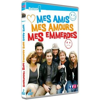 Mes amis, mes amours, mes een DVD FILM pas cher