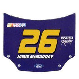 NASCAR Hood Magnets   #26 Jamie McMurray: Sports