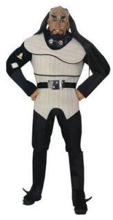 Morris Costumes Klingon Deluxe Costume Std Star Trek The