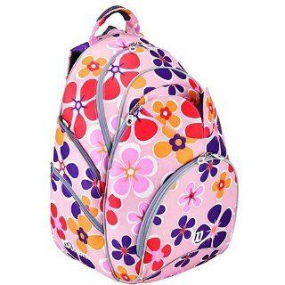 Wilson Flower Power Perfect Pac Backpack Tennis Bag