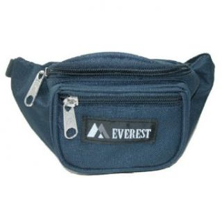 Extra Small Fanny Pack by Everest (Navy) Clothing