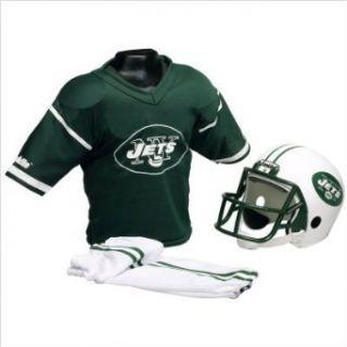 Franklin Sports 6605F25P3S Medium NFL Jets Helmet