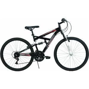 Huffy Mens DS 3 Mountain Bike (26 Inch, Black)