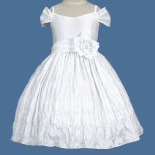 New Little Girls Flower Girl Dress Special Occasion 8