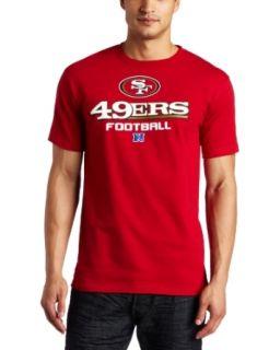 NFL Mens San Francisco 49Ers Critical Victory V Short
