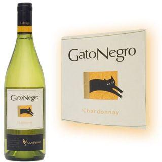 Gato Negro 2007 Chardonnay   Achat / Vente VIN BLANC Gato Negro 2007