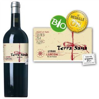 Terra Sana 2008   Achat / Vente VIN ROUGE Terra Sana 2008