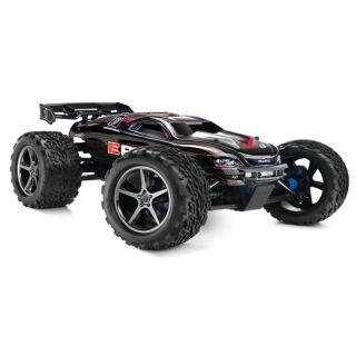 Traxxas Voiture Electique E REVO 1/10 4WD Monster Truck   Il est doté